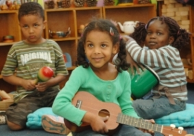Children musicgroup