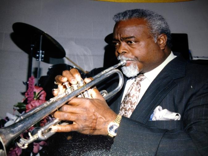 Maurice Davis Trumpet 2